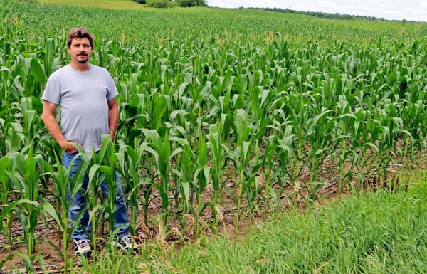 A wet start to the season didn't put a damper on most crops, as the bulk of Ontario produce is now ripe for the picking.[Whitney Neilson / The Observer]