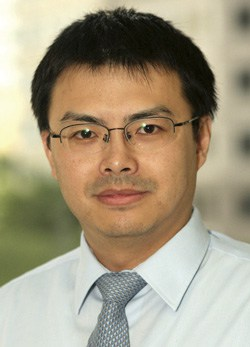 WLU professor Martin Qiu says online shopping and mobile marketing are becoming more pervasive. [Submitted]