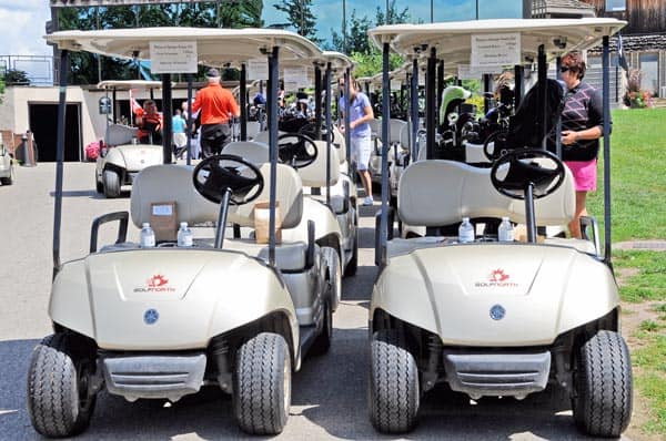One day in each of the next three months will see GolfNorth contribute part of the greens fees to Grand River Hospital.[File Photo]