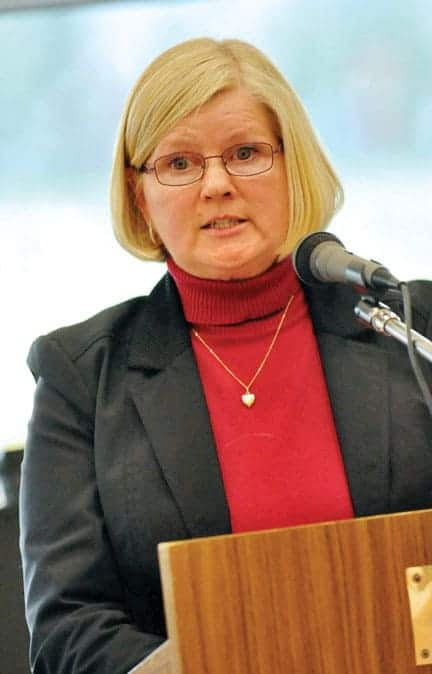 Coun. Bonnie Bryant called for more oversight of expenses.[File Photo]