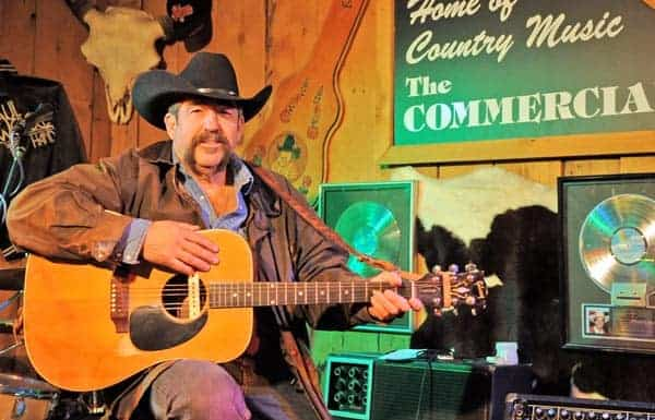 Paul Weber bought the Commercial Tavern in Maryhill in 1996 after 22 years of touring as a musician.[Whitney Neilson / The Observer]