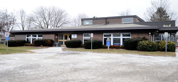 The Elmira Children's Centre has outgrown its building on Mockingbird Drive and will relocate to the new Riverside PS in 2016.[Whitney Neilson / The Observer]