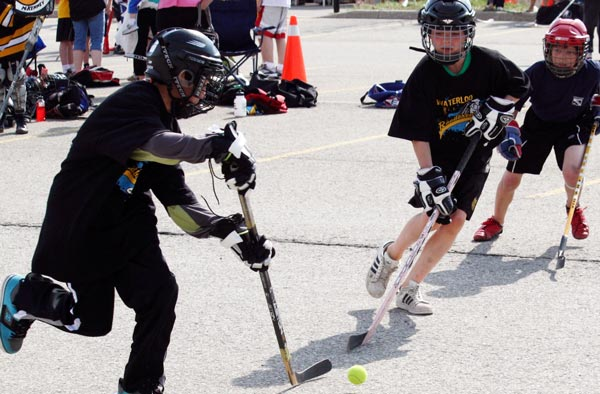 The Roadbreakers annual road hockey tournament has raised some $380,000 for local youth charities over the past 29 years and organizers are striving to bring in another $30,000 at the 30th and final event on May 2 at the University of Waterloo.  [Submitted]