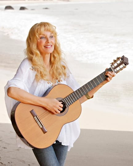 Liona Boyd is bringing her classical guitar and impressive repertoire to Elmira's St. James Lutheran Church on July 4, for likely the only time.[Submitted]