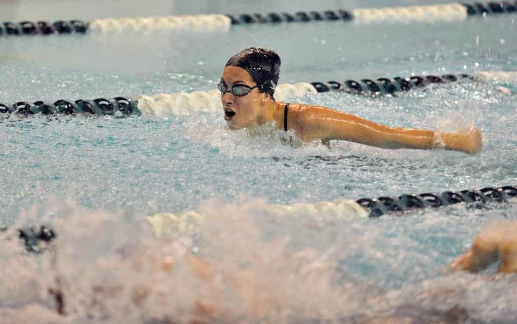 EDSS swimmers made a splash at the WMC