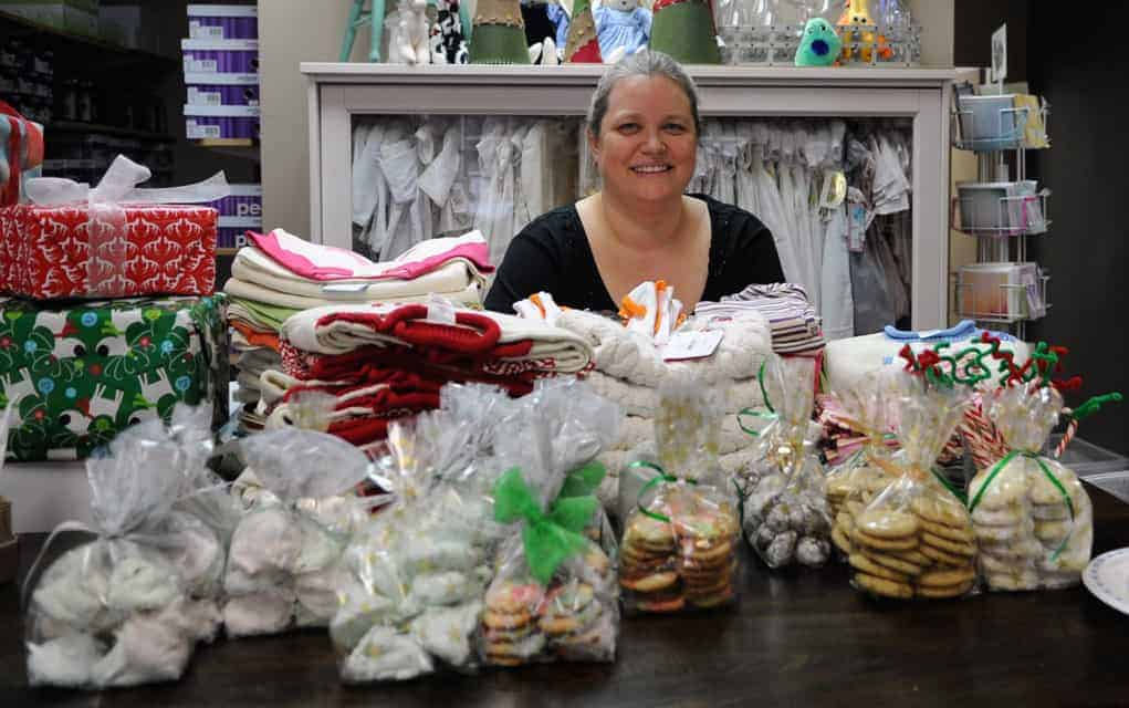 Proceeds from retail fundraiser help support childrens' group in Woolwich and Wellesley
