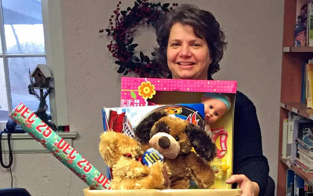 St. Clements firefighters's drive put plenty of toys in Santa's bag