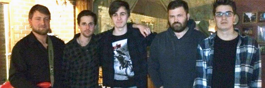 Manuel premieres at the Paul Davenport Theatre in London this spring, written by former Elmira resident Glenn Grainger based on stories he heard about former The Band member, Richard Manuel, from his brother Al. Stephen Ingram (middle) plays Richard Manuel in the production.[Submitted]