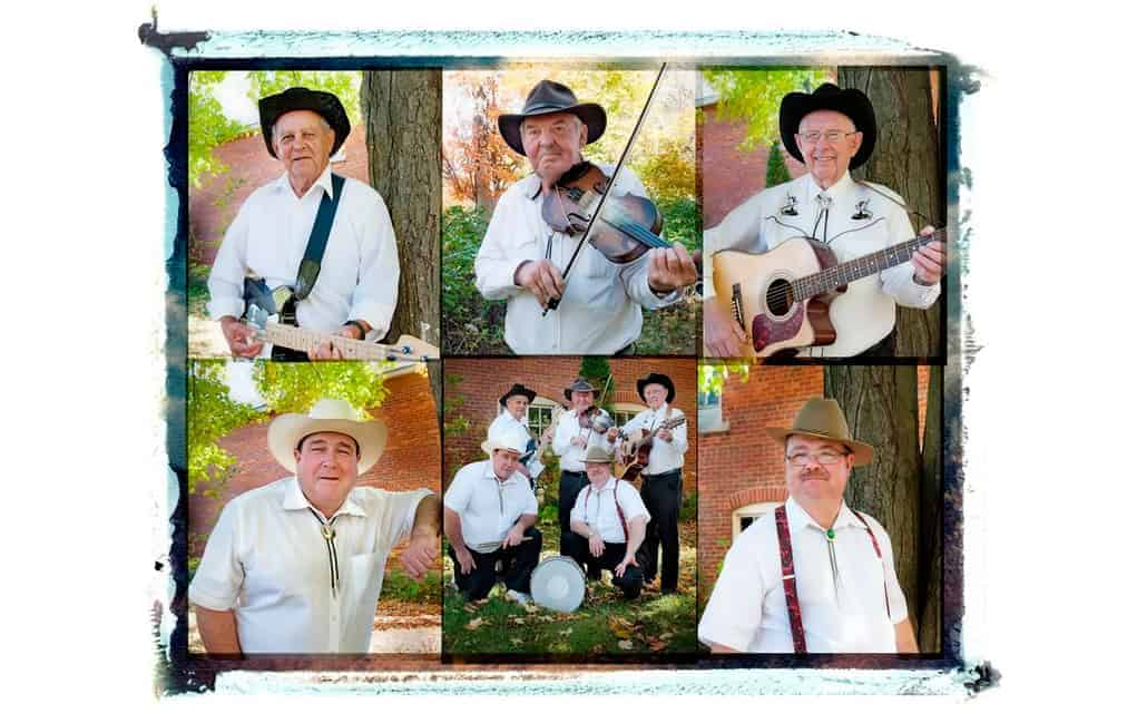 An afternoon of classic country and square dancing