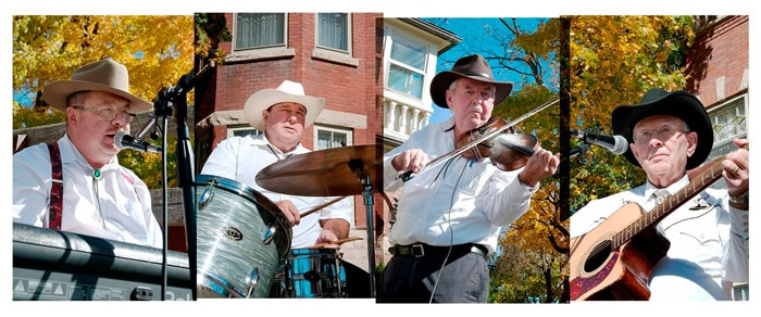 The Commercial Tavern welcomes the Golden Country Classics Band to Maryhill next weekend for an afternoon of country music and square dancing.[Submitted]