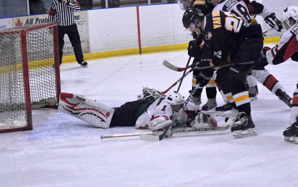 Jacks and Braves even at 1-1 in first round of playoffs