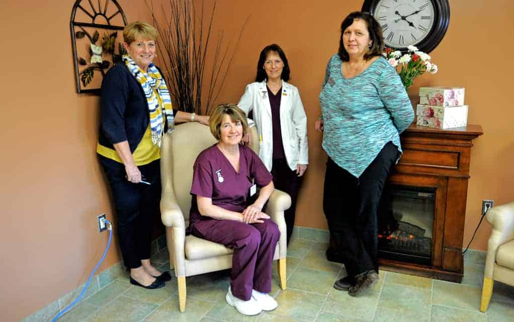 First graduates of new PSW course ready to make it real