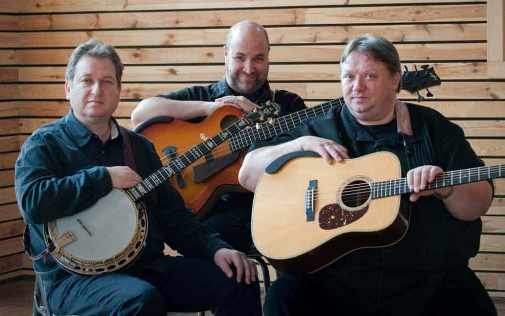 Kruger Brothers will offer up an infusion of bluegrass, folk, blues and rock at Saturday's show in Kitchener