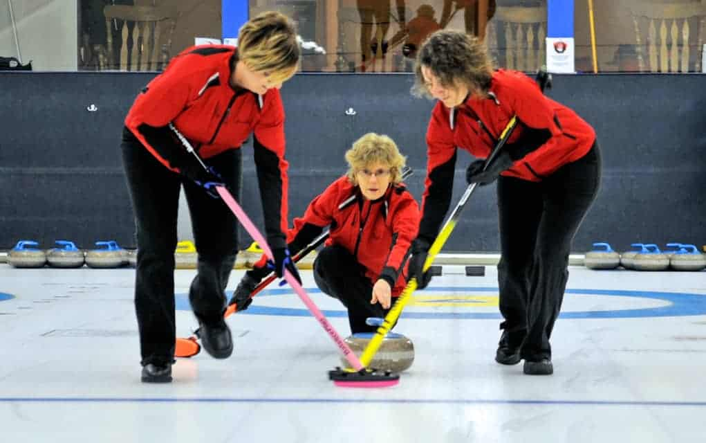 Curlers gain experience in trip to provincials