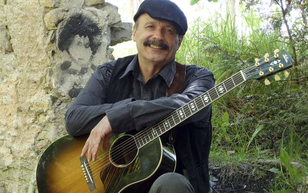 A fan of traditional music, Lance Russwurm to host a CD release party at the Commercial Tavern in Maryhill on Apr. 16