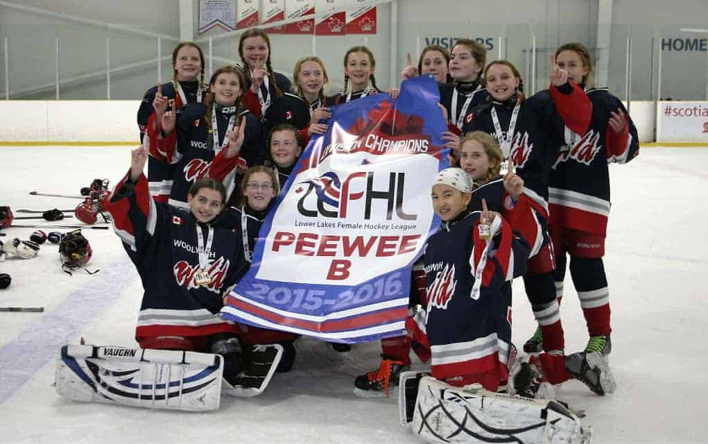 Woolwich Wild clubs raking in the hardware, with three facing off in provincial matches this weekend