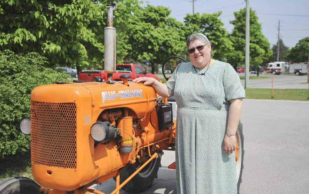 Tractor-drawn wagon will shuttle passengers from WCR stop to downtown Elmira