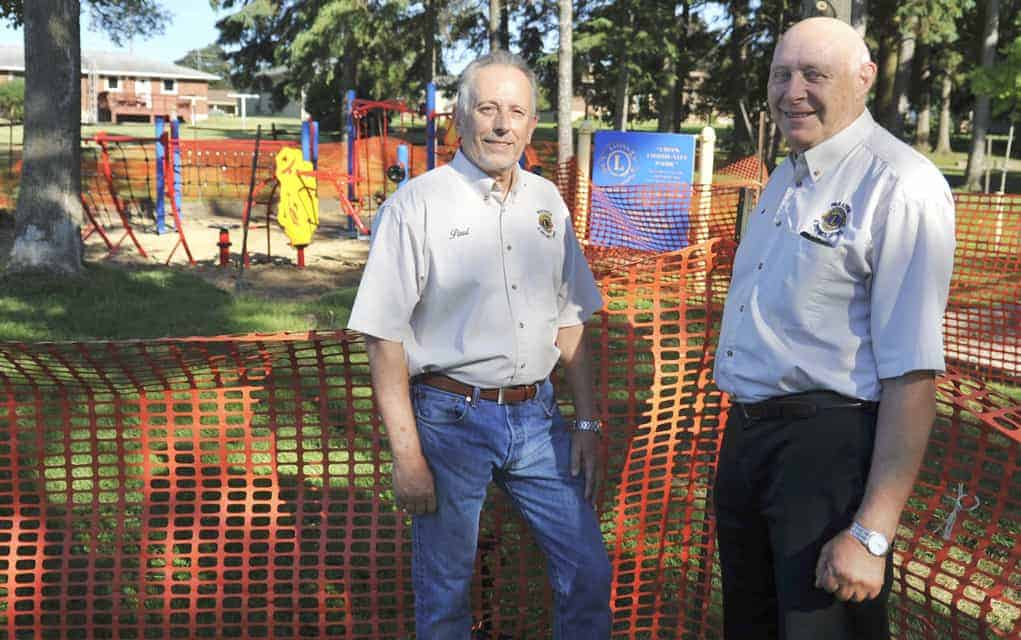 Accessible playground to open Friday in St.Clements