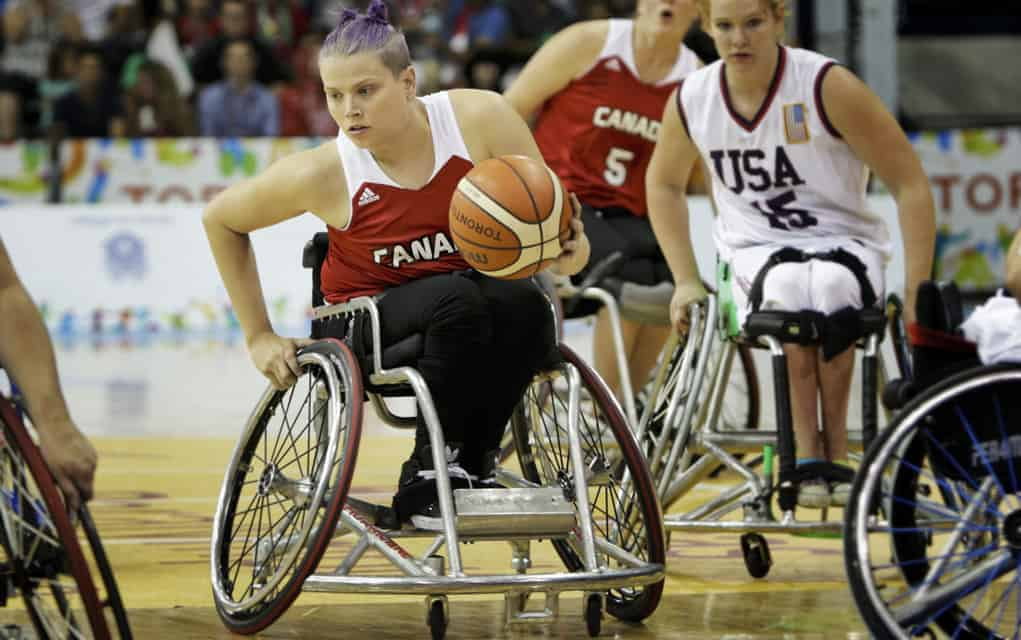 Elmira's Katie Harnock headed to Rio for Paralympic Games