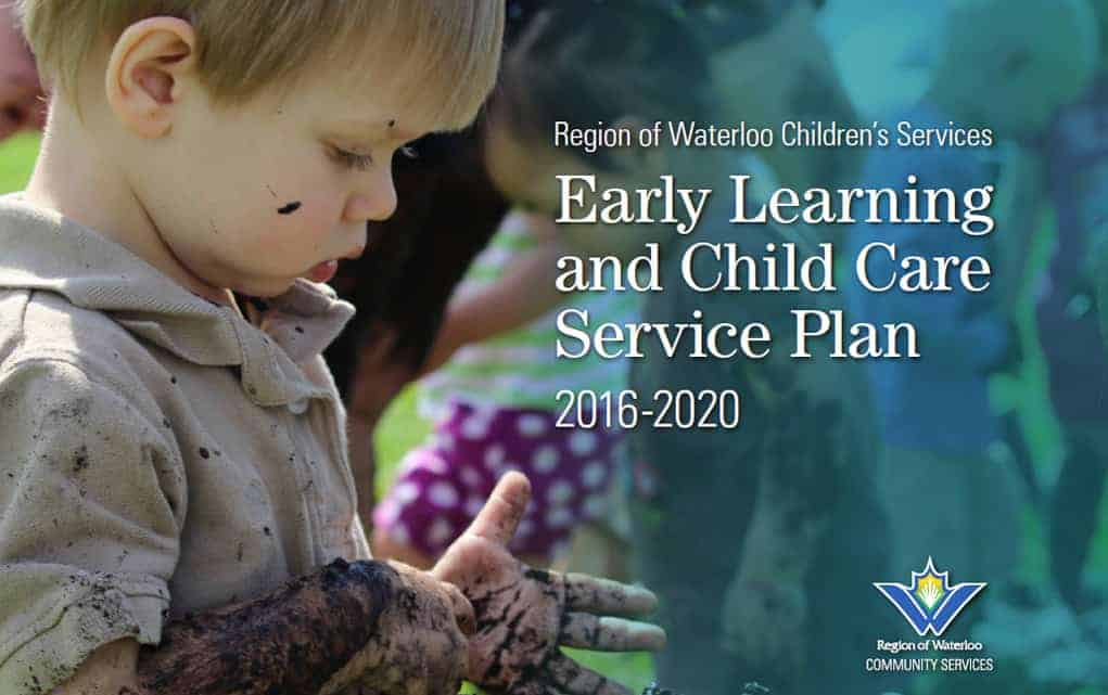 Accessibility and affordability the focus of region's new child care plan