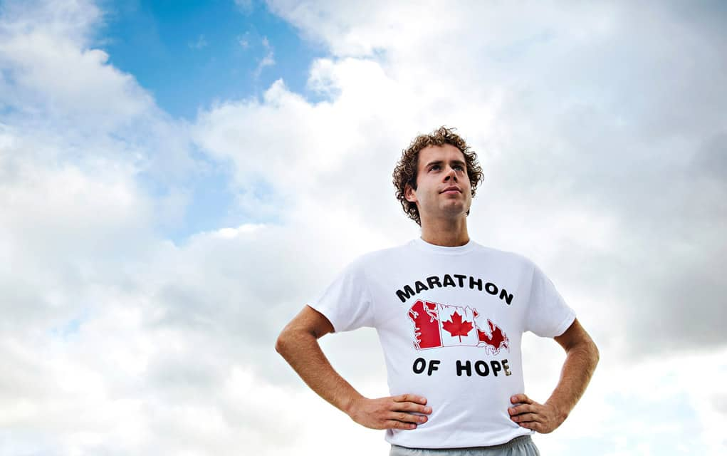 Drayton Entertainment's Marathon of Hope: The Musical tells the story of Terry Fox in a new way