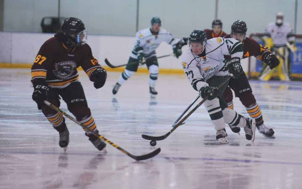After defeating Stratford and Brampton, Kings runs record to 4-2, good enough for third place