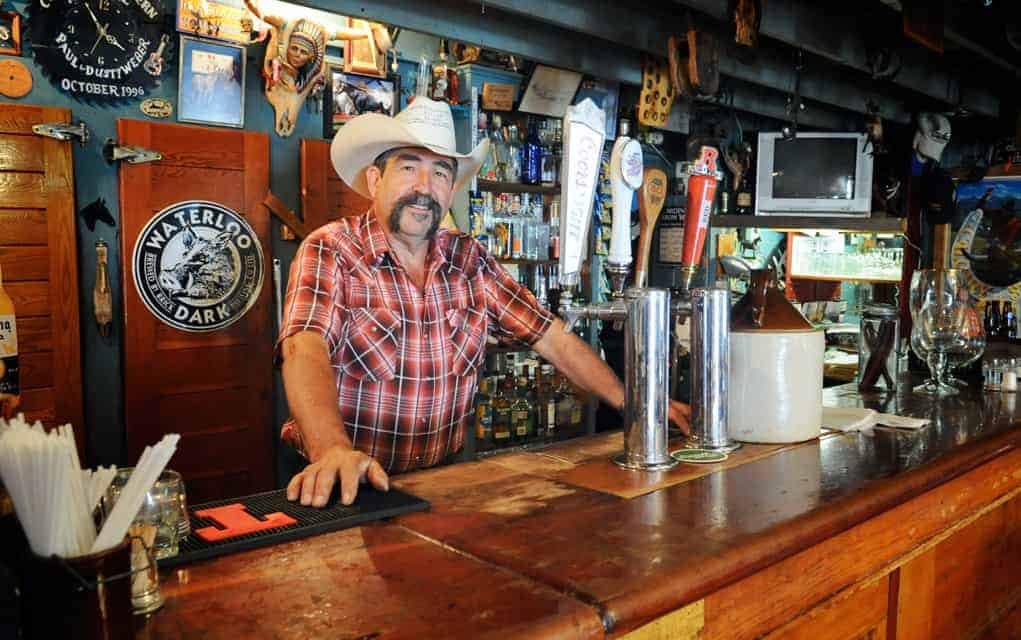 Since taking over the Commercial Tavern two decades ago, Paul Weber has made it a go-to venue for traditional country music, and there'll be plenty of that on tap Oct. 14, 15 and 16