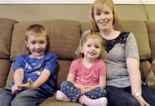 Though Ella won't need more blood transfusions, Dorscht family is happy to keep giving back