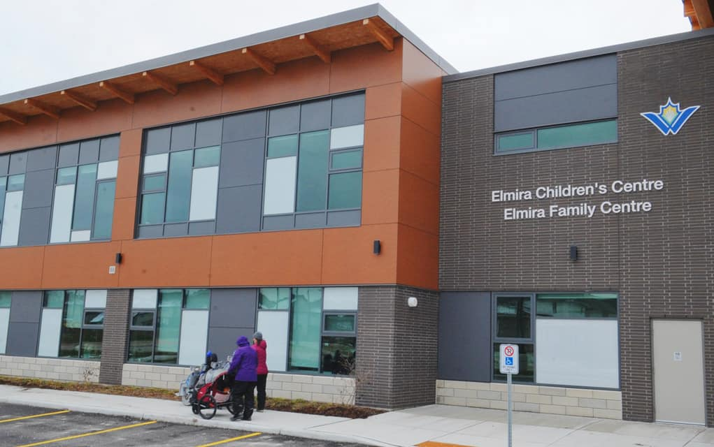 With the final clearances in place, the Elmira Children's Centre is ready to make the move to its new home at Riverside Public School, nearly doubling the number of spaces available.[Liz Bevan / The Observer]
