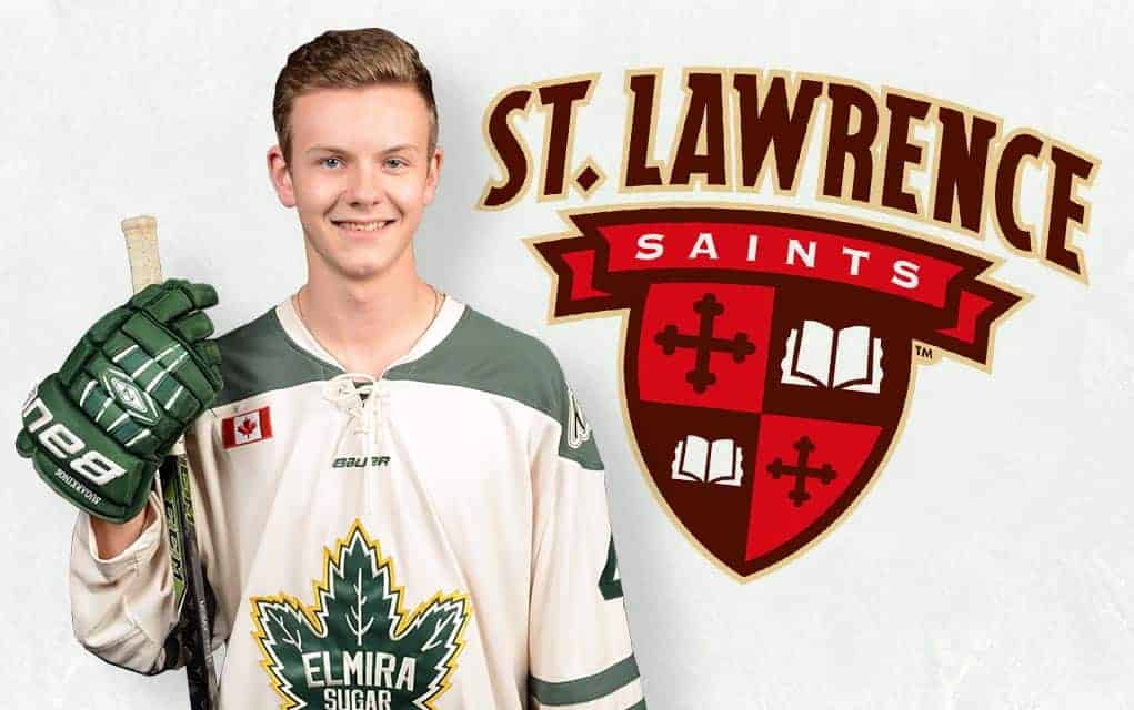 Kings' Tyler McBay commits to playing for St. Lawrence University