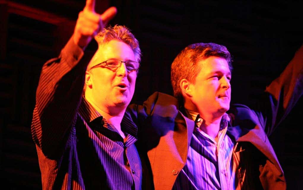 Don and Jeff Breithaupt will be in Kitchener next month, sharing their songbook with audiences at The Registry Theatre