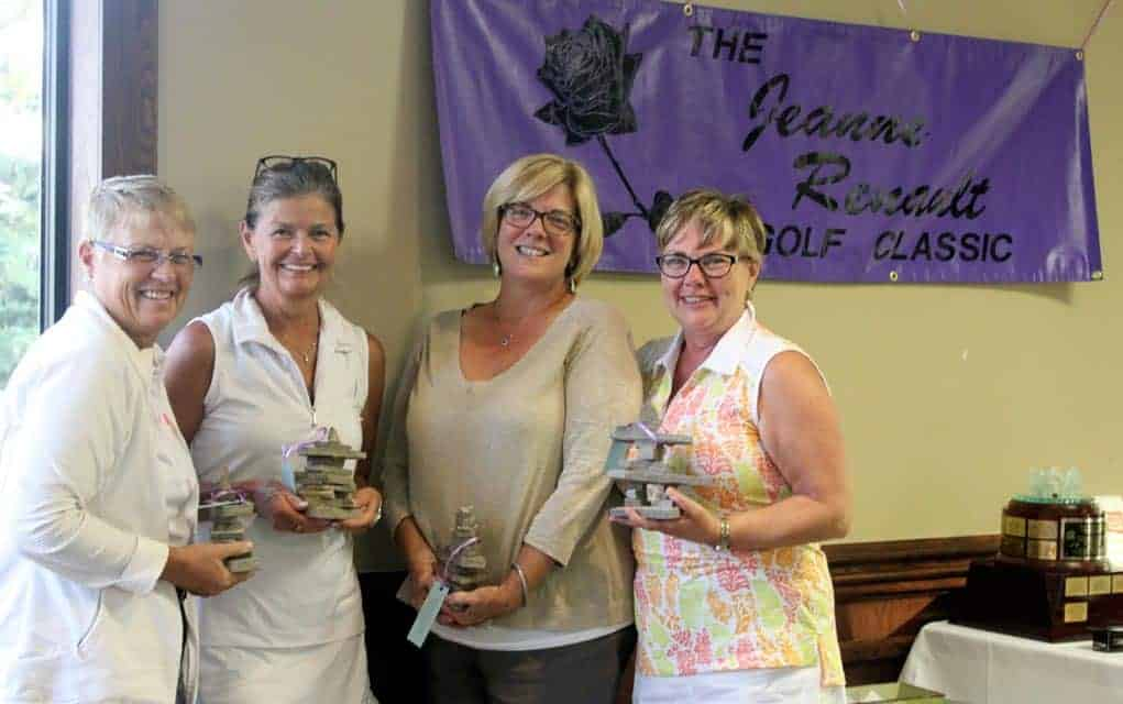 Jeanne Renault Golf Classic is biggest fundraiser for WCS' family violence prevention program