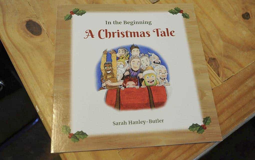 Long just an idea, yuletide story finally makes it to print