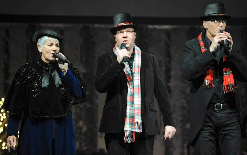 KoinoniaChristian Fellowship's annual Christmas in Concert is a yuletide favourite, as the large turnout attests to