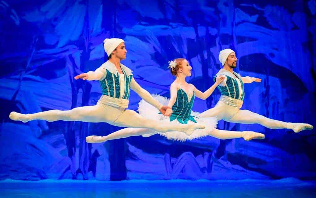 Ballet Jörgen's production of The Nutcracker, inspired by the Group of Seven, makes its annual Dec. 28 stop