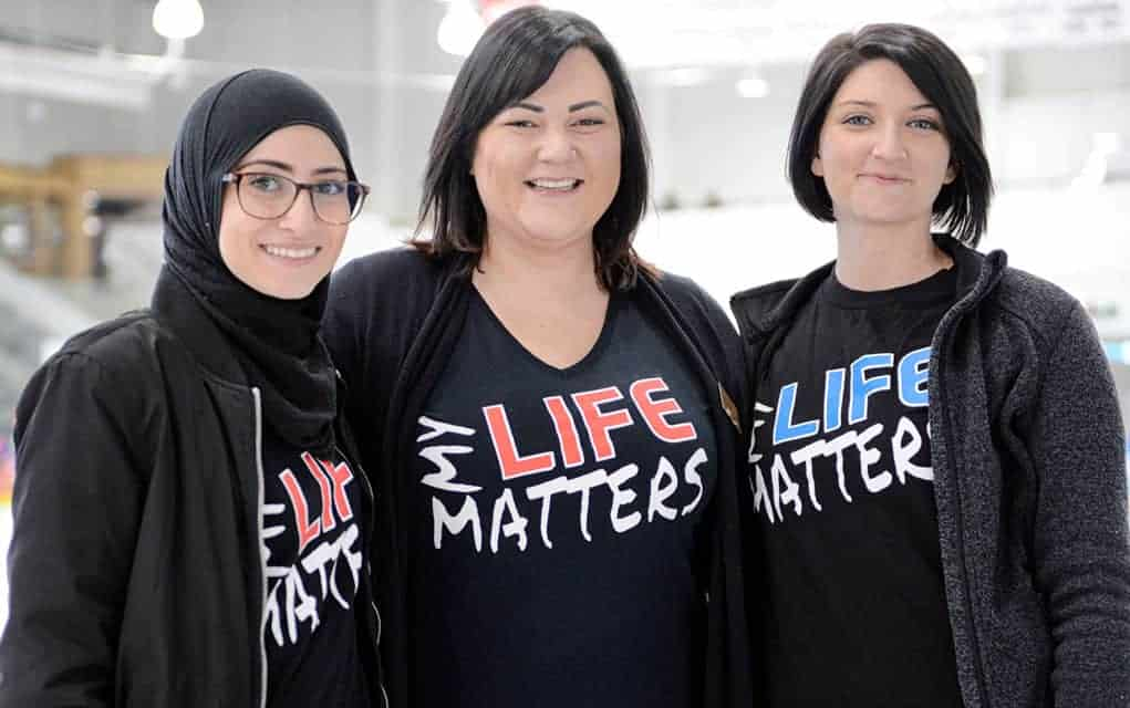The Waterloo Region Suicide Prevention Council hosts Elmira skating event, seeing a link between physical activity and improvements to our mental health; partners with Lutherwood