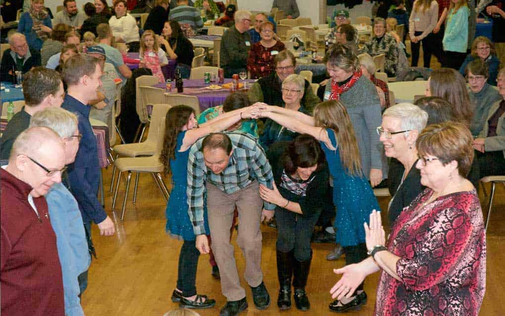 The Wellesley and District Lions Club will be hosting their Ceilidh Night Saturday (January 20) from 7-10 p.m. at the Wellesley Community Centre.