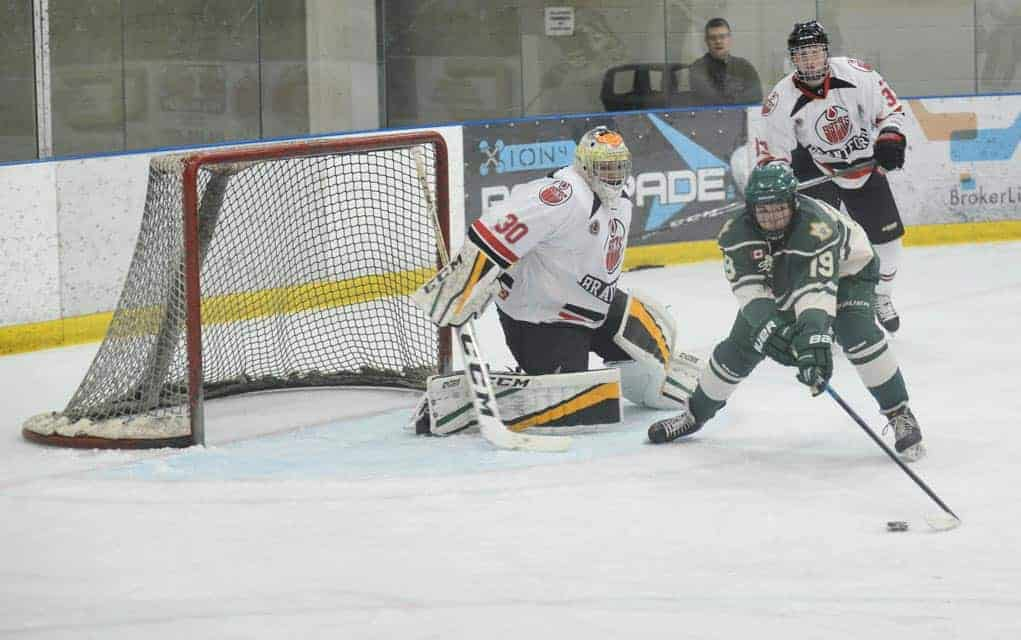 Kings drop 6-5 decision in Stratford before returning home for a 5-2 win over Brantford at Sunday matinee