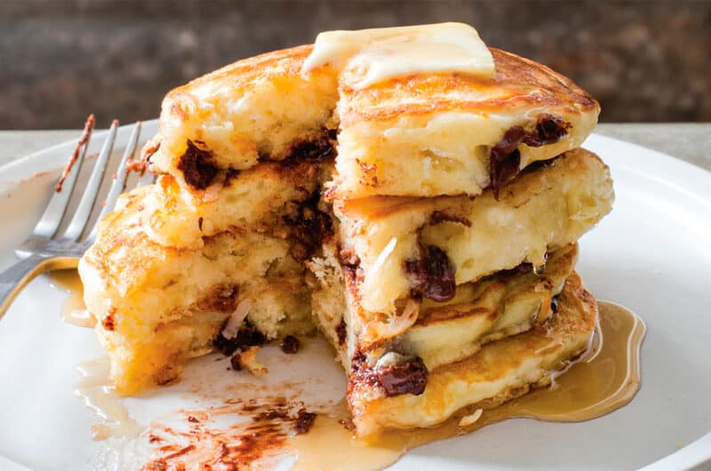 These fluffy pancakes will make you flip!